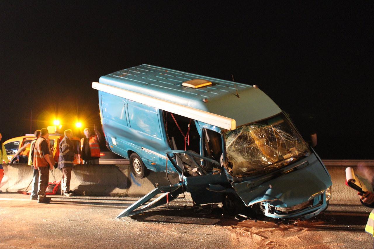 Accident RN7 Toulon/Allier – Véhicule à contre sens