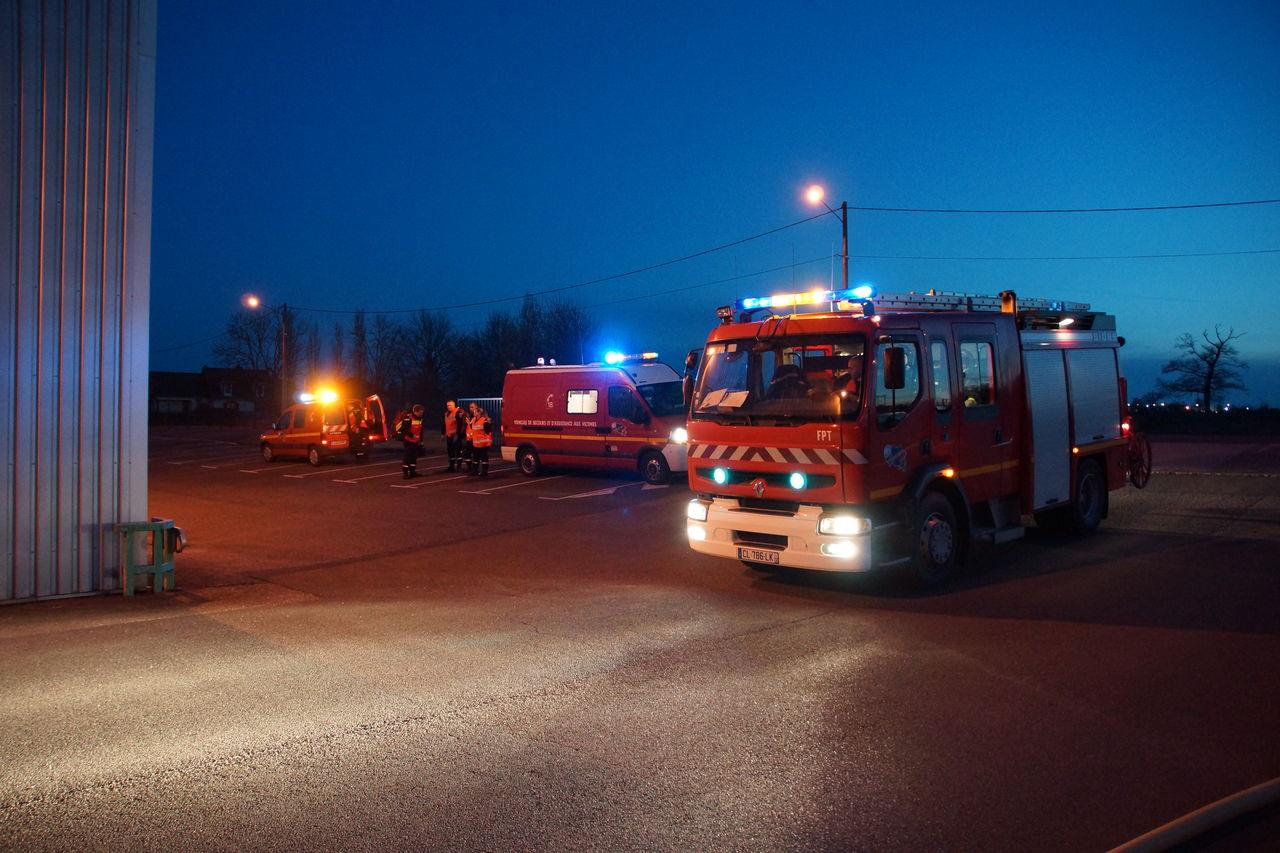 Calendrier des pompiers - 4 1