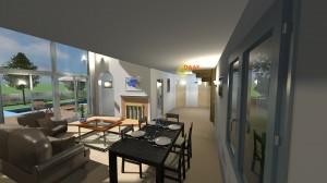 DAAF au RDC d'une Maison
