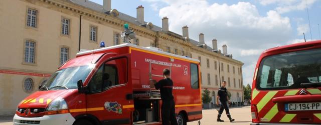 Date: 17 / 06 / 2014 | 15:30 Commune: Moulins Lieu: Centre National du Costume de Scène Type de Manœuvre: Exercice sur un site sensible avec activation par la […]