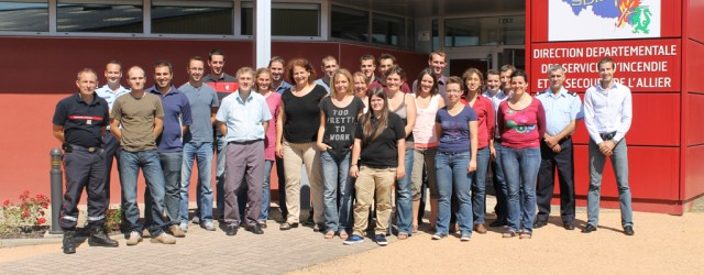 Le SDIS de L'Allier a organisé, le 4 septembre dernier, la réunion zonale du Club SIG de manière à relayer le SDIS de la Loire. Cette Journée technique a regroupé […]