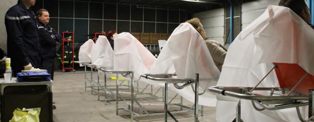 Date: 26/01/2015 | 02:03 Commune:Montmarault Type de Sinistre: Intoxication Le Centre de traitement de l'alerte (CTA/CODIS) reçoit une demande secours pour une détection monoxyde de carbone, 13 rue de Turenne […]