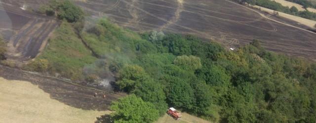 Date:21 / 07 / 2015 | 15:06 Commune: LDCôte de Chatelard– SAINT-ANGEL Type de Sinistre: Feu dechaume Le CTA reçoit une demande de secours pour un feu de chaume sur […]