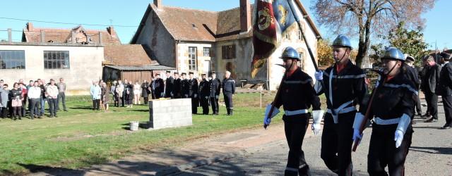 Date: 31/10 / 2015 Commune: Le Theil Lieu: FuturCPI LeTheil – 1 bis route du Champ Rossignol Le samedi 31 octobre 2015,a eu lieu la pose de la première pierre […]