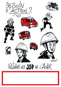 affiche JSP copie