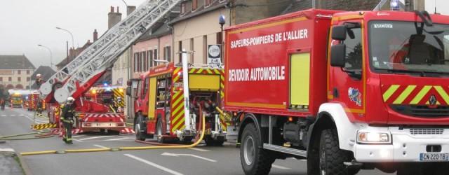 Date:29 / 01 / 2016 | 08:12 Commune: Saint Pourçain sur Sioule Type de Sinistre: Feu d'appartement  A 08h12, le CTA/CODIS reçoit une demande de secours pour un […]