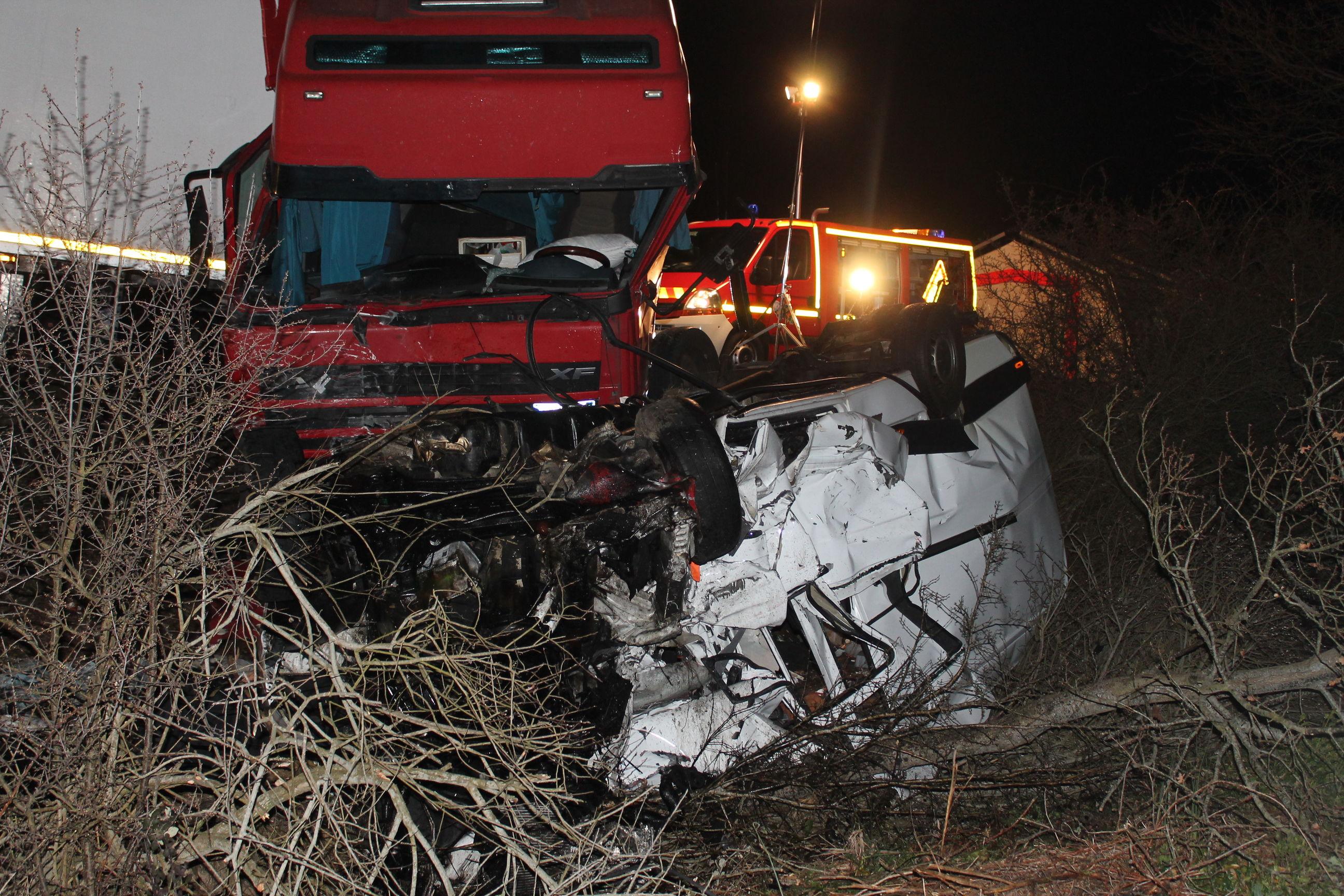 Accident sur la RN79 | Commune de Montbeugny – 12 passagers décédés