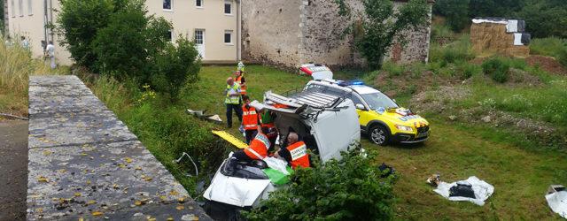 Date : 11/07/2016 – 10:02 Lieu : Ebreuil Type de Sinistre : Accident de la circulation   Le 11 juillet à 10h02, le CTA/CODIS 03 reçoit une demande de […]