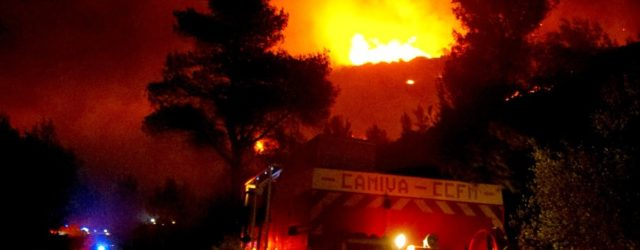 Date : 04/09/2016 Lieu :Bouches du Rhône Type de Sinistre :Feux de forêts  Reportage en images du GIFF Allier,lors du renfort dernier, au profit du SDIS des Bouches du […]