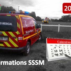 SSSM : Calendrier de formation 2017