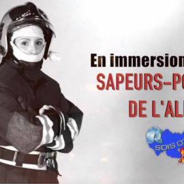 REPORTAGE : «En immersion avec les sapeurs-pompiers de l'Allier»