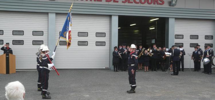 Saint Gérand le Puy : passation de commandement