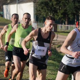 Cross départemental 2018 à Montluçon