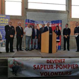 Nouveau chef de centre à Varennes sur Allier