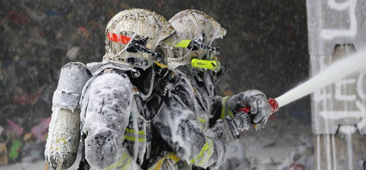 DOMERAT : Incendie à Environnement Recycling