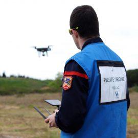 Formation «télépilote de drone»