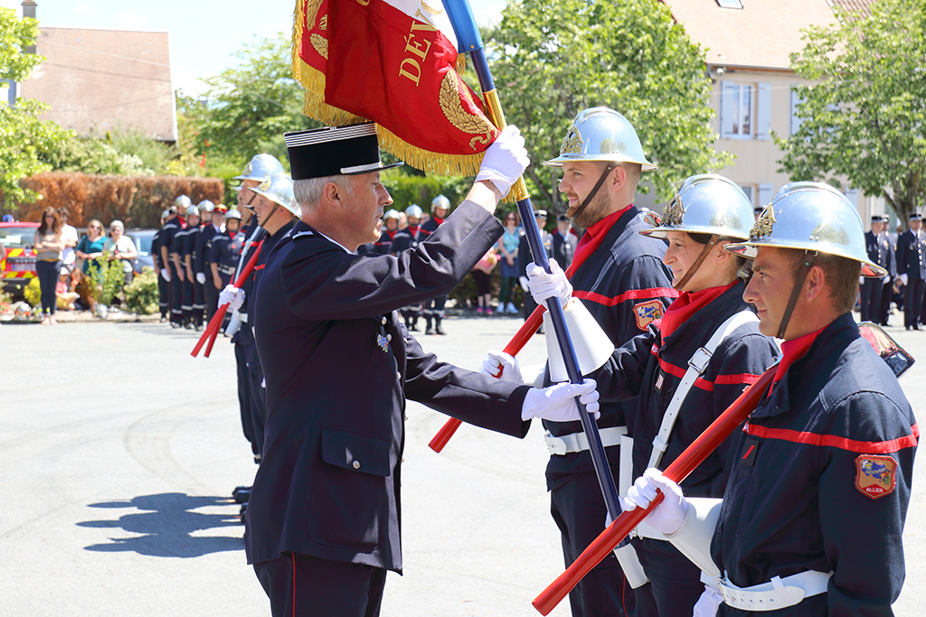 Congrès départemental à Montmarault