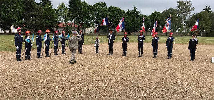 Des porte-drapeaux parmi les JSP