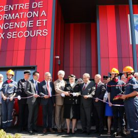 Inauguration du CFIS
